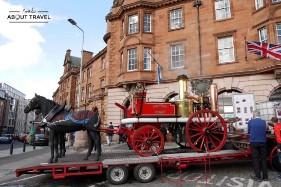 Edinburgh Fire Museum