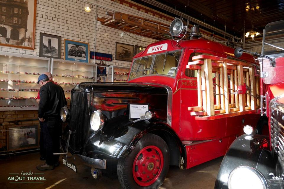 Edinburgh Fire MuseumEdinburgh Fire Museum
