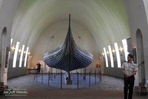 Museo de los barcos vikingos de Oslo