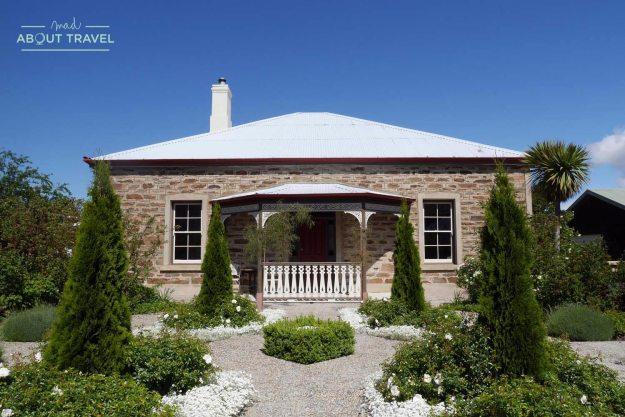 Casa de la familia Naylor en Clyde