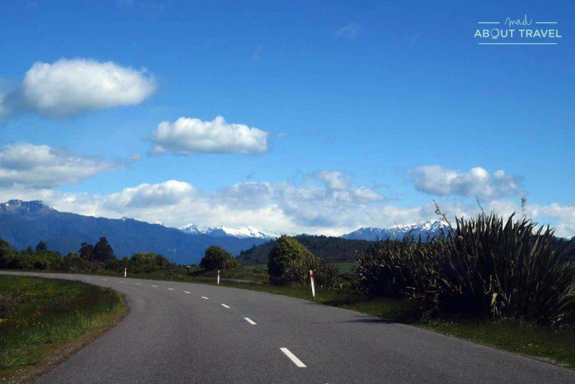 Conducir por Nueva Zelanda