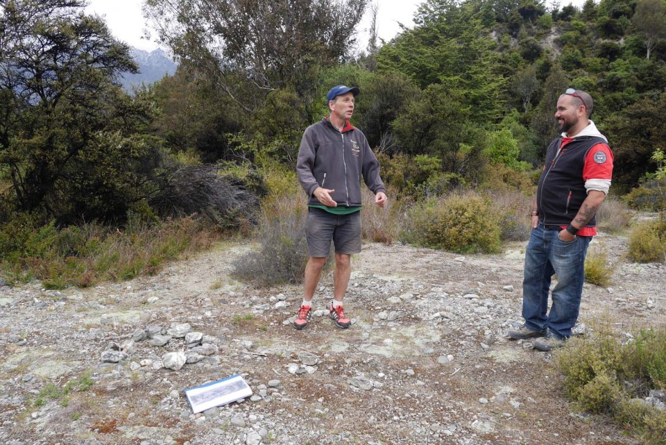 Tour de El Señor de los Anillos en los alrededores de Queenstown con Nomad Safaris