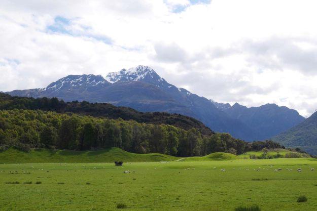 Lugar donde estaba la casa de Beorn en El Hobbit