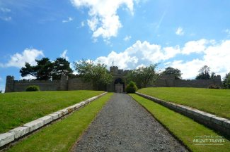 Carcel-Castillo de Jedburgh en Escocia