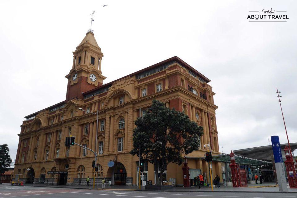 Britomart Auckland