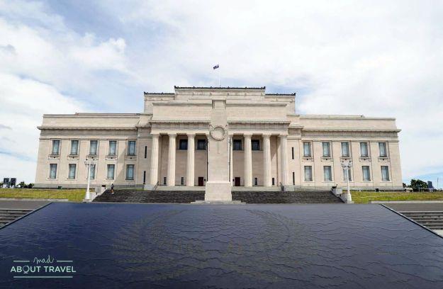 Museo de Auckland