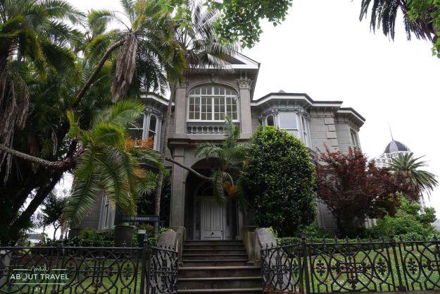 Casas victorianas en Auckland