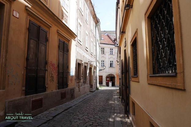 que ver en bratislava - centro histórico