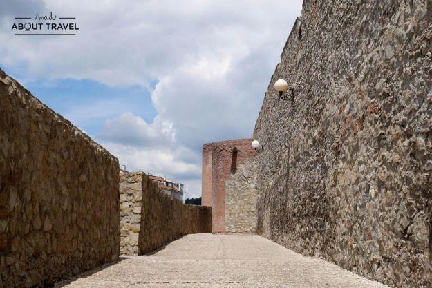 que ver en bratislava - murallas
