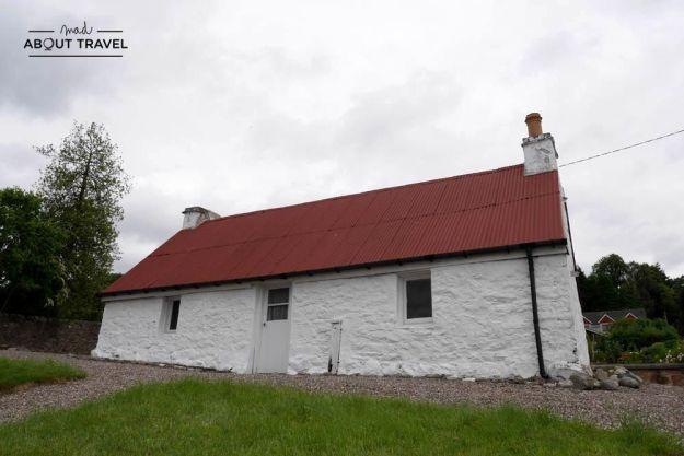 ruta en coche por escocia - sunnybrae cottage pitlochry