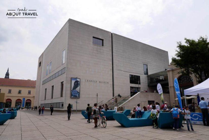 Museo Leopold de Viena