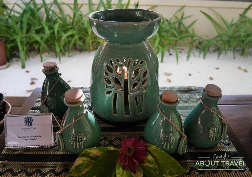 spa del hotel banyan tree vabbinfaru de maldivas