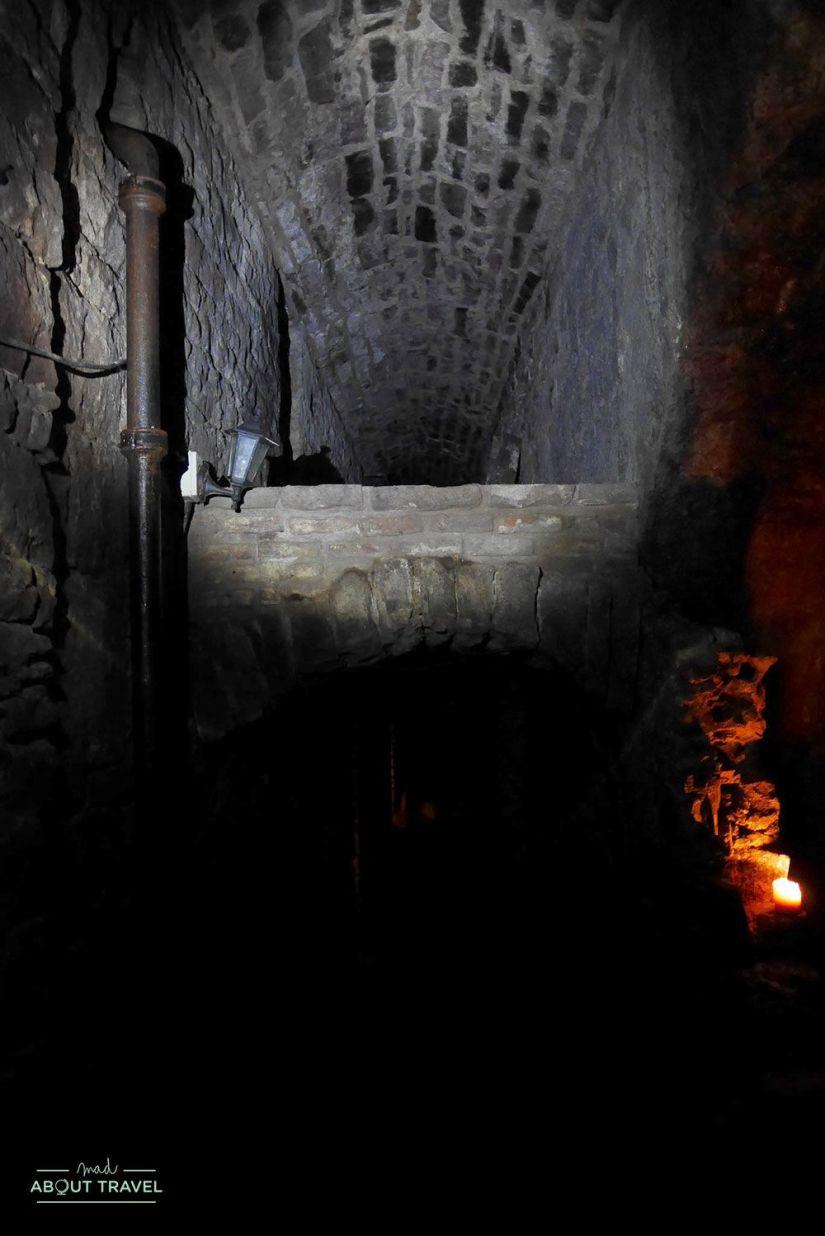 tour de fantasmas en Edimburgo con city of the dead