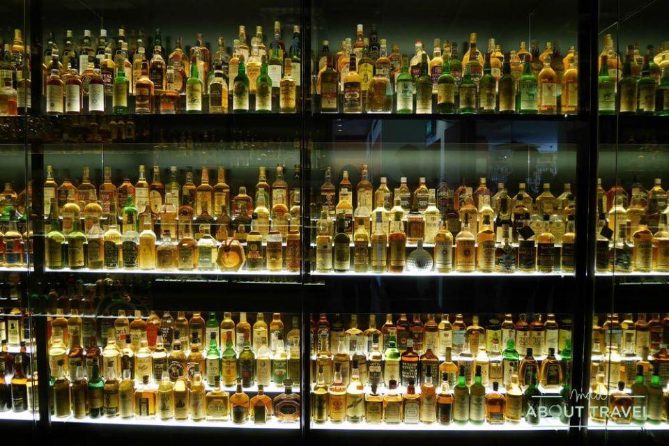 visita a la scotch whisky experience