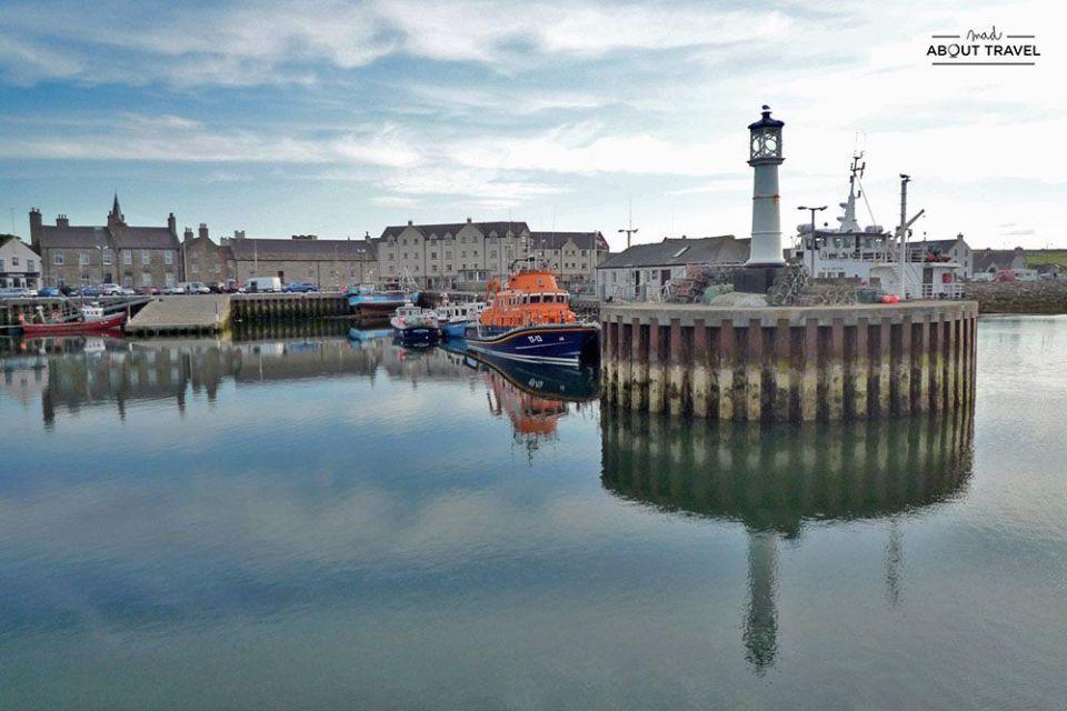 pueblos más bonitos de Escocia: Kirkwall