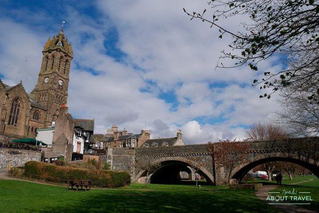 pueblos más bonitos de Escocia: Peebles