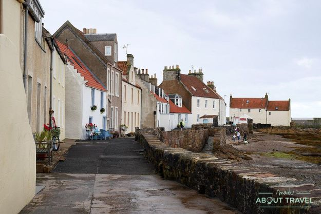 pueblos más bonitos de Escocia: PIttenweem