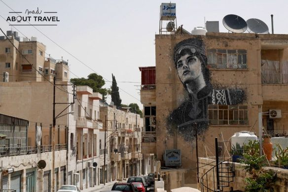 grafitti en amman, jordania