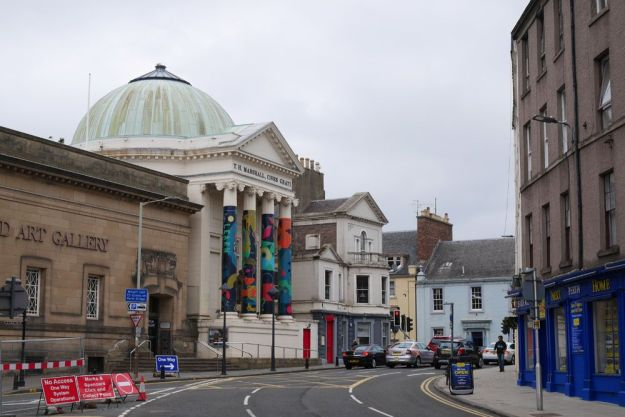 que ver en perth: perth museum and art gallery