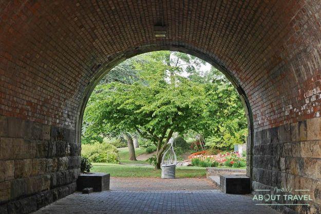 que ver en perth: rodney gardens