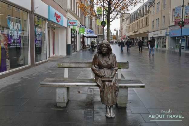 que ver en perth: ruta de las esculturas