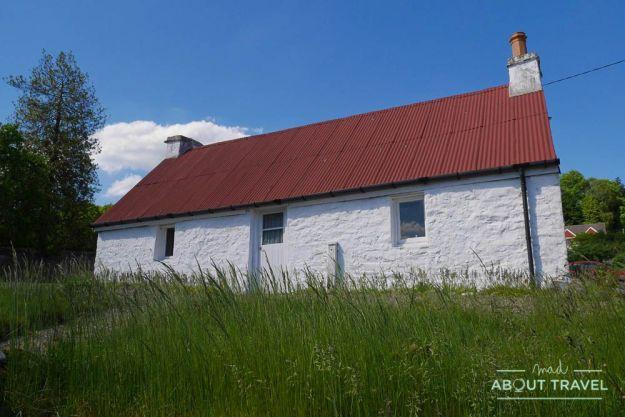 que ver en pitlochry: sunnybrae cottage