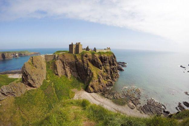 castillo de dunnottar - watch me see