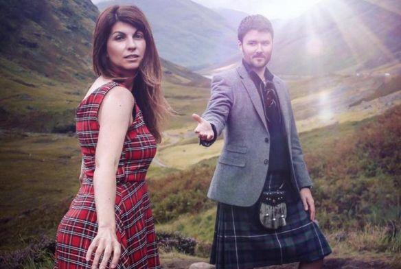 localizaciones del rodaje de outlander en Escocia: foto de Kristy Ashton
