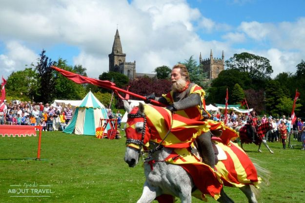 que hacer en dunfermline: festival the bruce