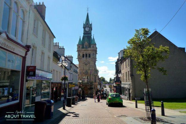 que ver en dunfermline: city chambers