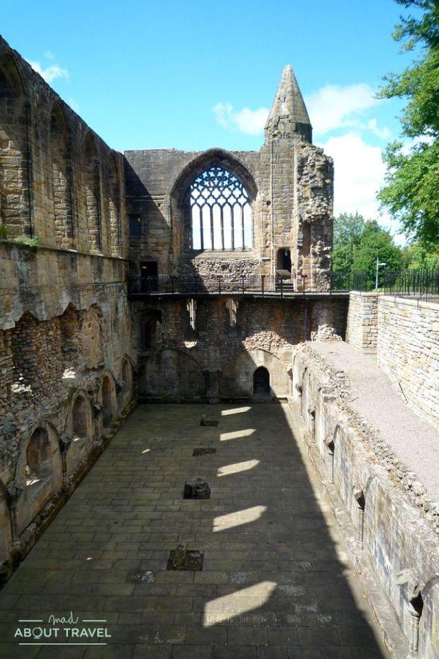 que ver en dunfermline: palacio de dunfermline