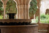 que ver en el baix camp: monasterio de poblet