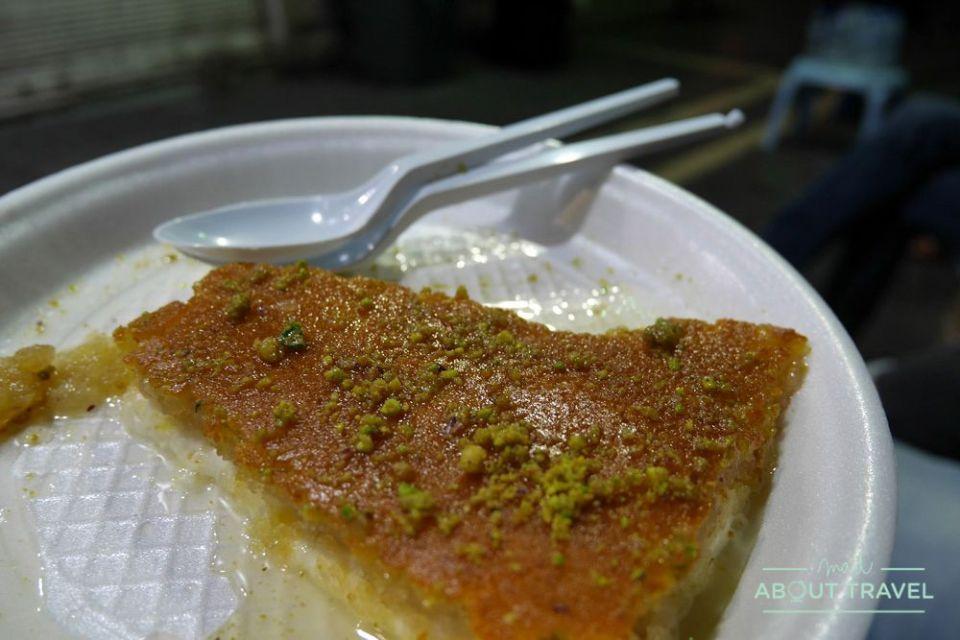 donde comer en ammán: habibah