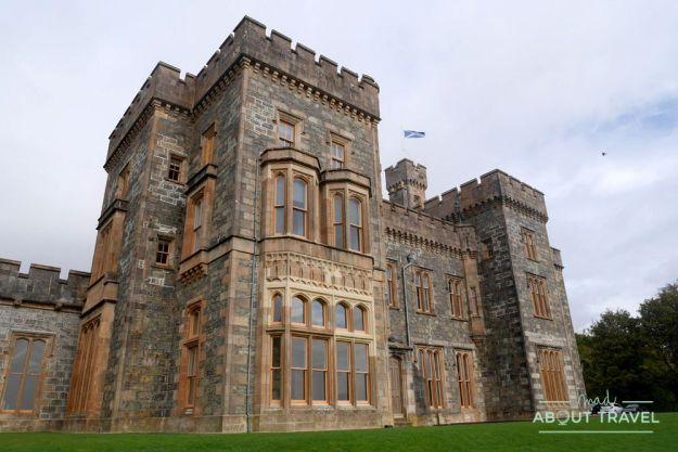 que ver en la isla de lewis: lews castle