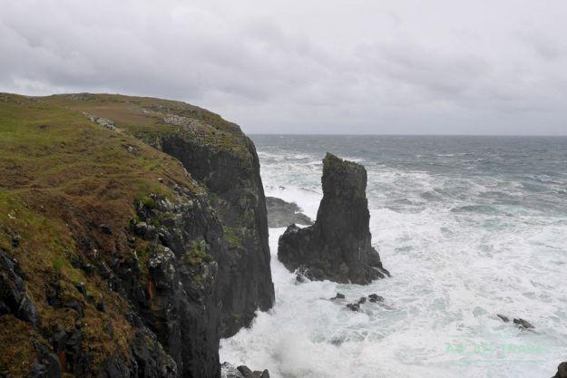 que ver en la isla de lewis: acantilados butt of lewis