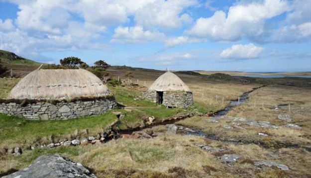 que ver en lewis: shawbost norse mill and kiln