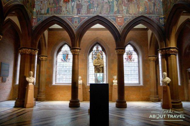 que ver en Edimburgo: museo national portrait gallery