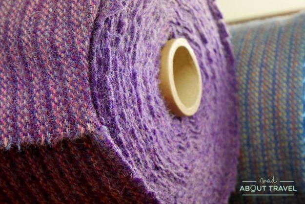que ver en la isla de harris: harris tweed