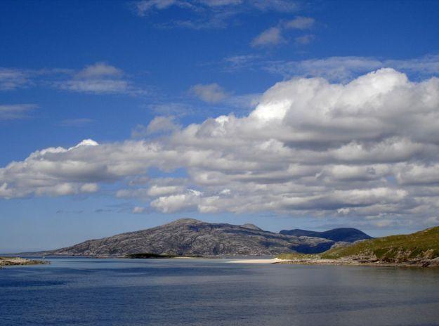 que ver en la isla de harris: isla de scarp