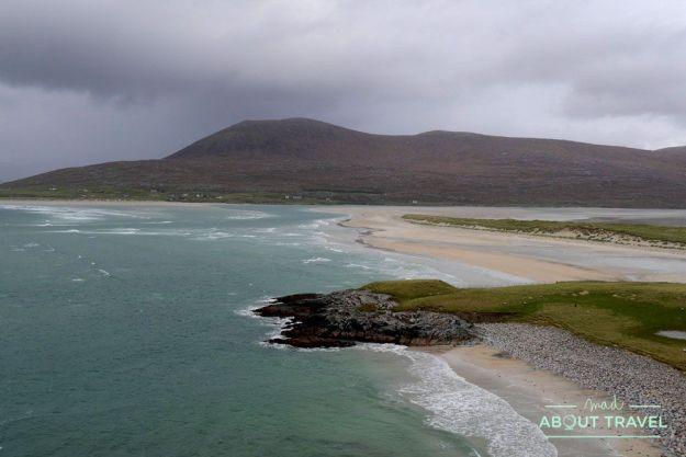 que ver en la isla de Harris: playa de Seilebost
