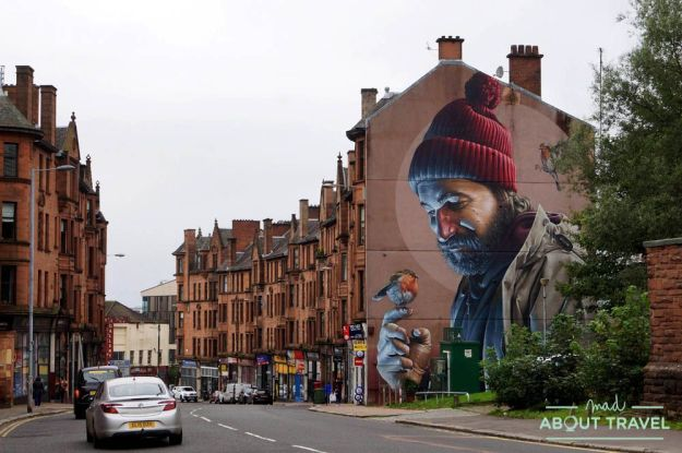 visita guiada de glasgow: east end