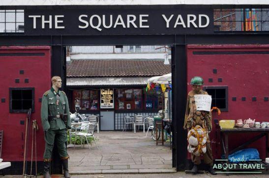 guia de glasgow: east end - mercado the barras