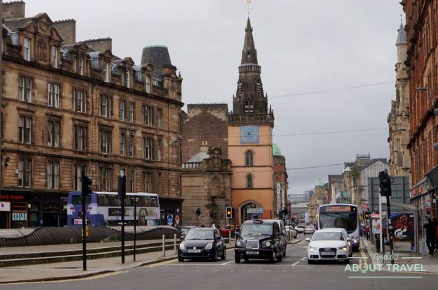 que ver en glasgow gratis: east end