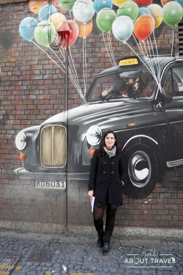 que ver en glasgow gratis: ruta de murales de glasgow