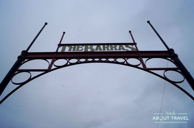 que ver en glasgow gratis: the barras market