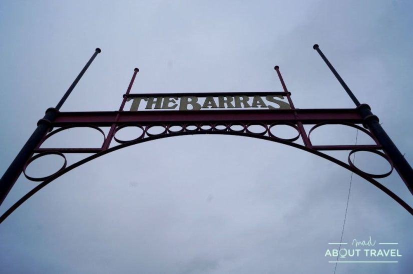 que ver en glasgow gratis: the barras market