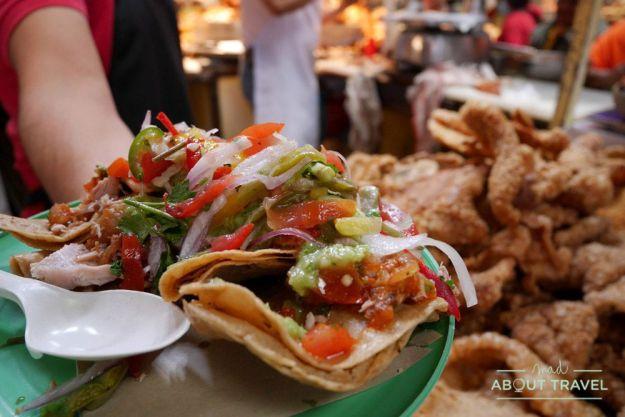 que comer en guanajuato: gastronomía mexicana