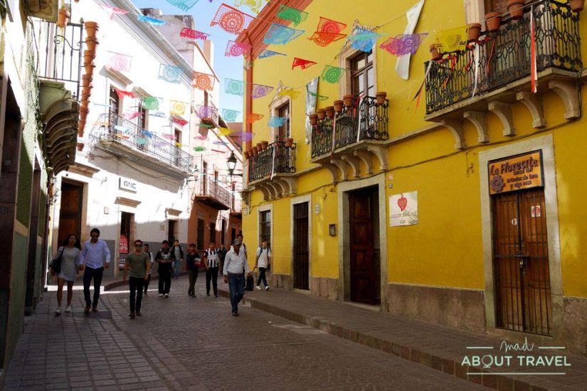 que ver en guanajuato: ciudad