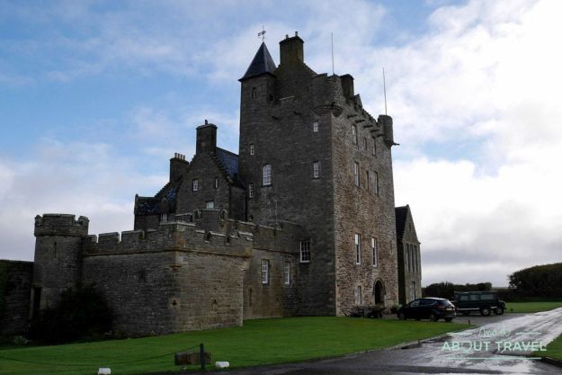 Ackergill Tower - Ruta North Coast 500 Escocia