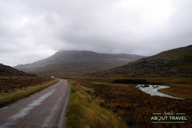 Reserva Natural Beinn Eighe - Ruta North Coast 500 Escocia